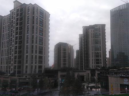 龍華中路近辺