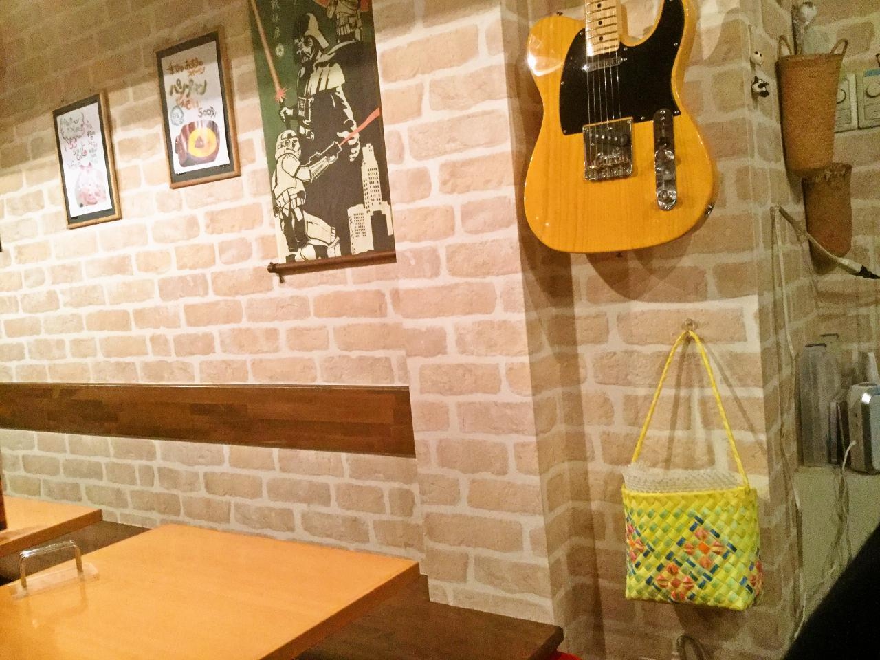 ご近所カフェ(店内)