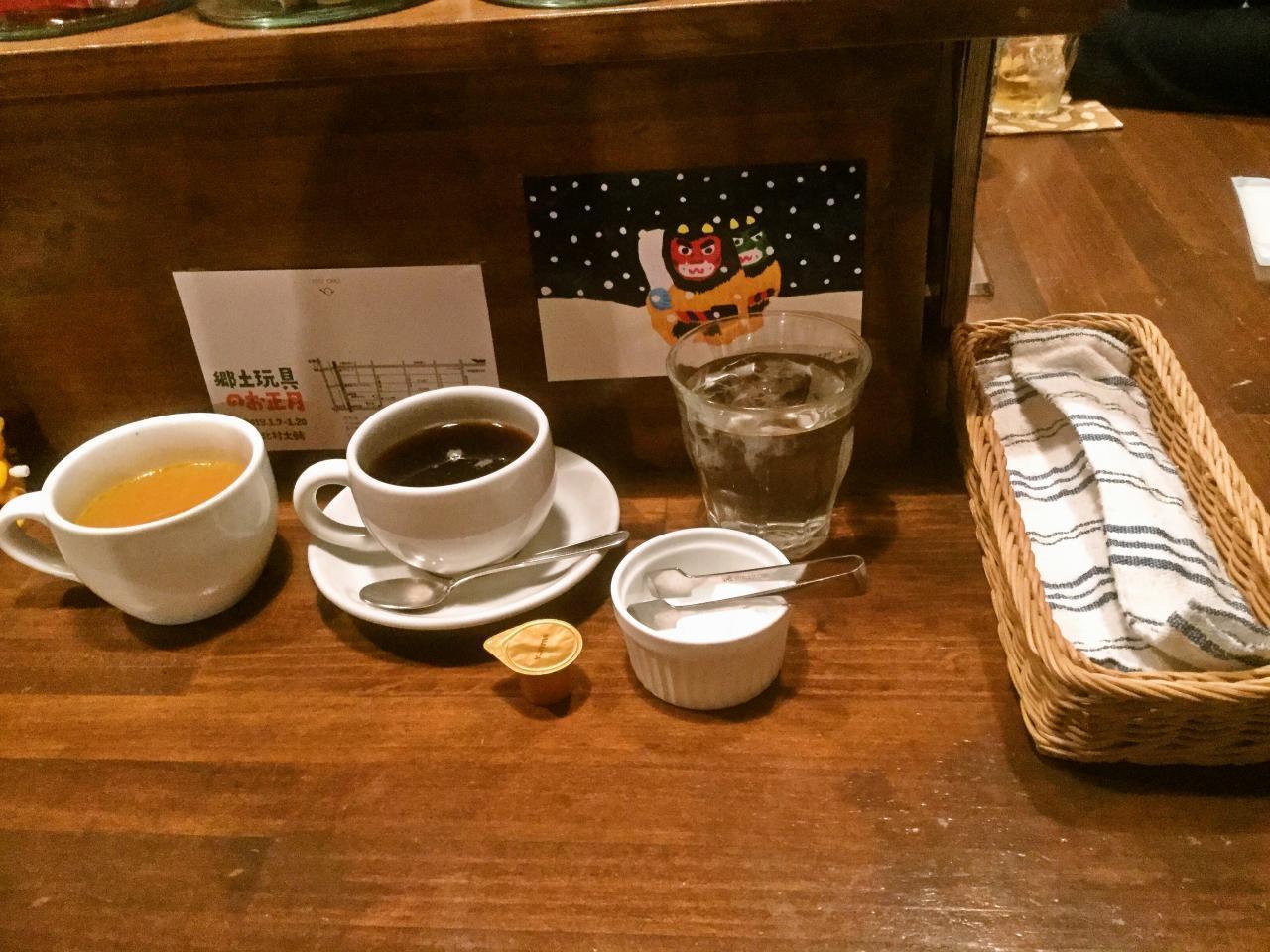 ご近所カフェ(料理)