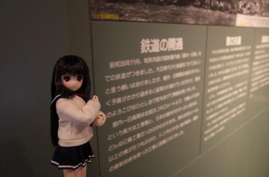 日高町駅12