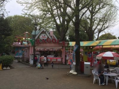 上野公園こども遊園地 (7)