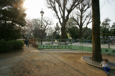 上野公園こども遊園地 (8)