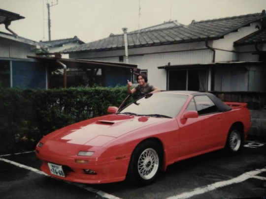 RX-7カブリオレ