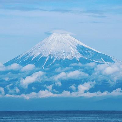 駿河湾富士 (2)