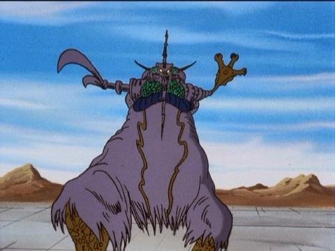 電送怪獣 ネオドストニー