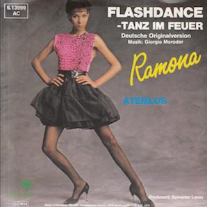 RAMONA「FLASHDANCE - TANZ IM FEUER」