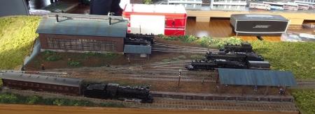 機関車だわ