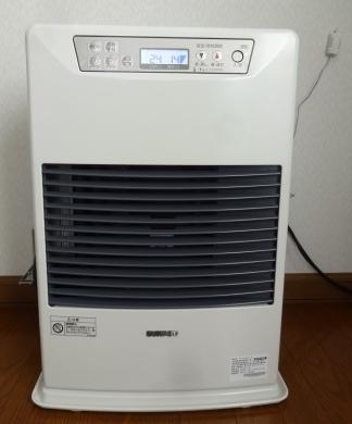 FF式温風コンパクト FF-4210TL N