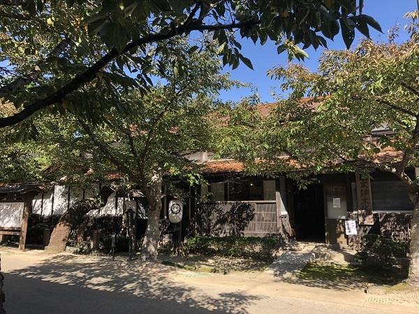 出雲街道 脇本陣木代邸は内部を一般公開されています