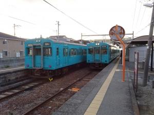 鉄旅2019和歌山線1④