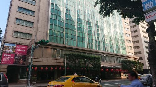 グロリアプリンスホテル台北