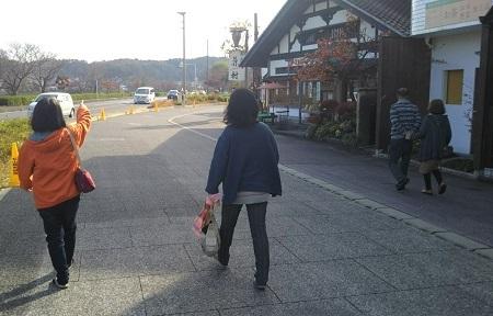 石山寺へ みずさん&みっきーちゃん