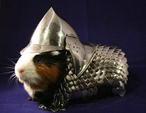 鎧 ネズミ