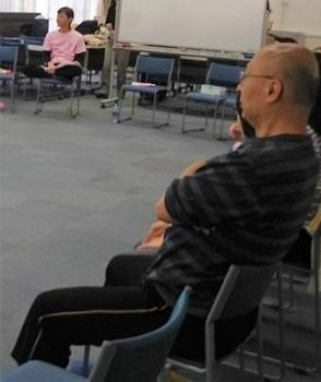 大阪体感講座 おやじさま