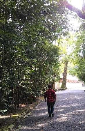 伊勢神宮 2018年10月