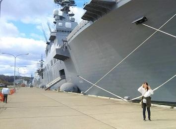 海軍 船 ゆ