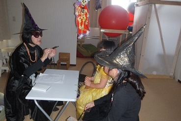 学童ハロウィン3
