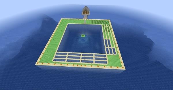 海底神殿水抜き01