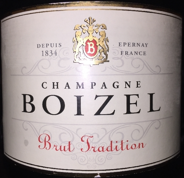 Champagne Boizel Brut Tradition