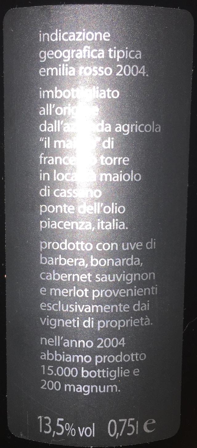 il maiolo 2004 part2