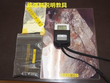 P2260030核燃料説明教具 ブログ用