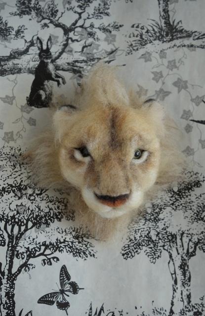 いきもにあライオンー2