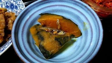 かぼちゃ煮No2