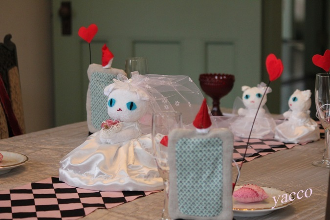 2019バレンタイン装飾 ブラフ18番館
