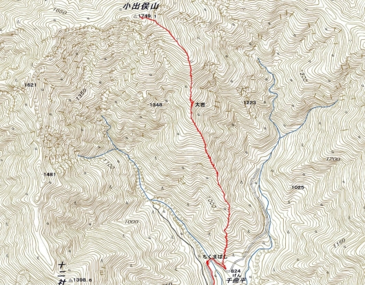 190312 小出俣軌跡拡大図