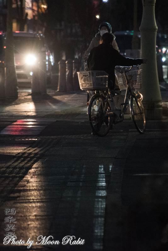 横断歩道 愛媛県西条市新町下