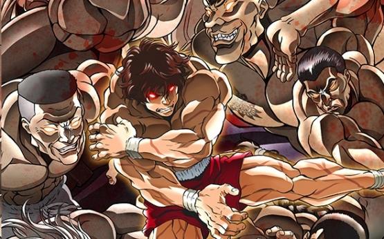 【朗報】アニメ『刃牙 バキ』2期の制作決定! やはりネトフリマネーは強い