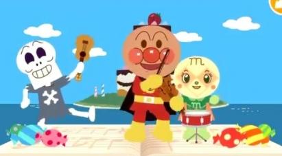 【朗報】アンパンマンの音ゲーがリリースされ一気にスマホ音ゲー界の天下を取る!!