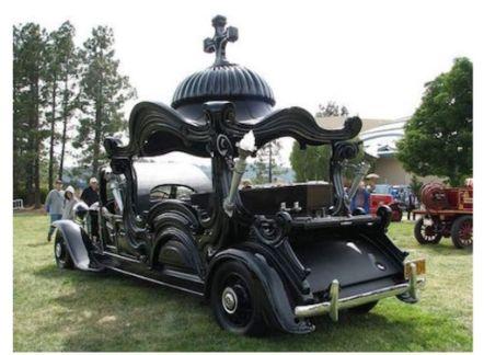アルゼンチンの霊きゅう車