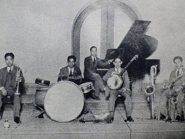 ハタノバンド