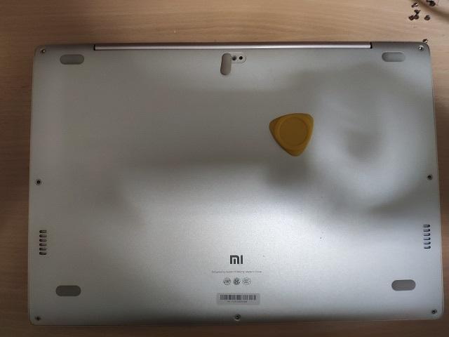 Mi Notebook Air 12.5 開封