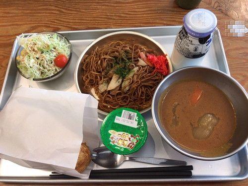 道の駅 保田小学校の里山食堂(今学期の給食と房州アジフライ給食)をくずれ水仙郷を歩く