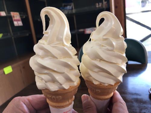 酪農のさとでソフトクリーム、菜の花摘みと節分恵方巻、1月のネイル