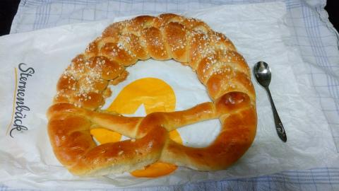 新年のパン1
