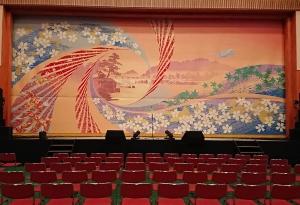 2019年2月17日 福島県玉川村「たまがわ文化体育館」  和田秀和氏提供