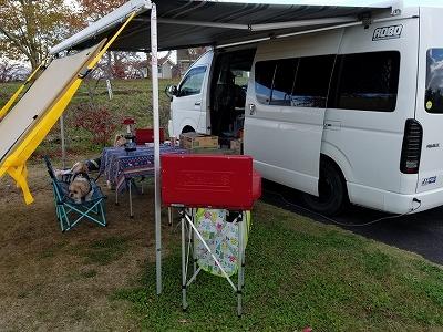 11月 長沼キャンプ (1)
