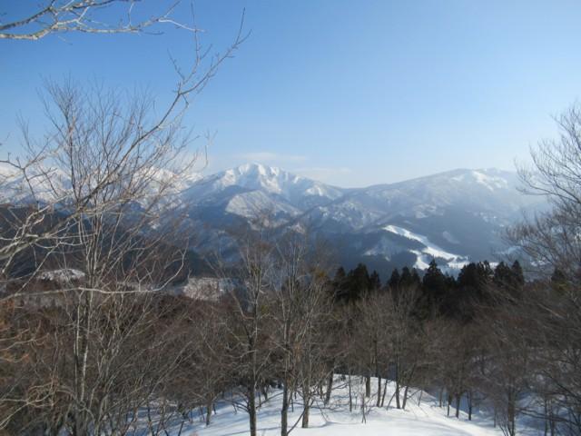 3月4日 芦倉山