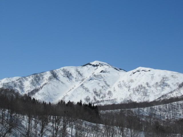3月17日 2週前に滑った小白山