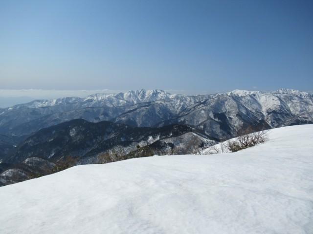 3月17日 経ヶ岳