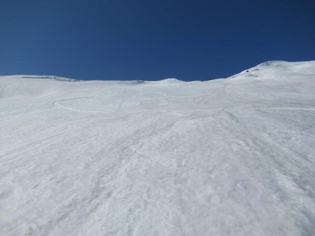 3月17日 春らしい良い雪
