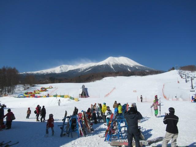 3月25日 マイアから御嶽山