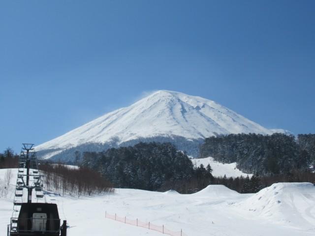 3月25日 継子岳