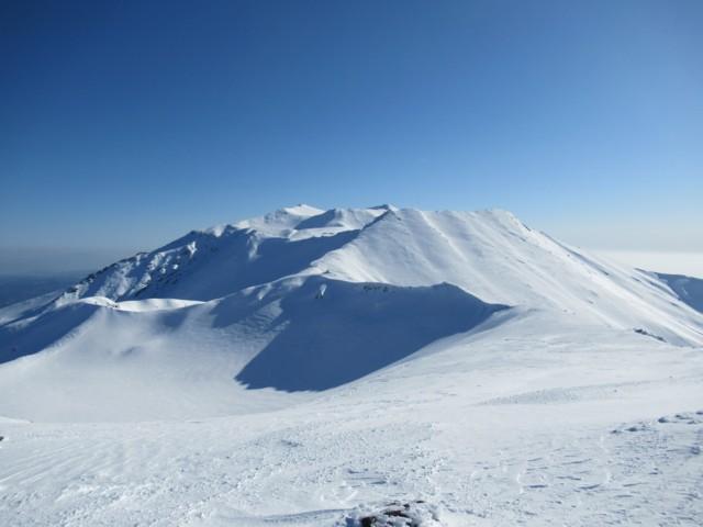3月25日 御嶽山剣ヶ峰